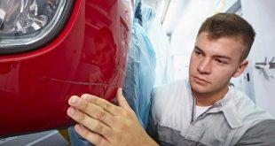 تشخیص رنگ شدگی بدنه خودرو